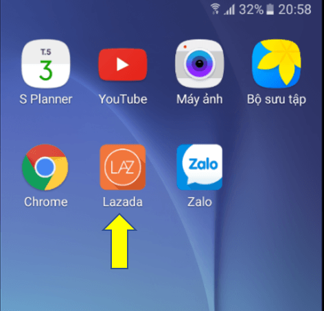 App Lazada